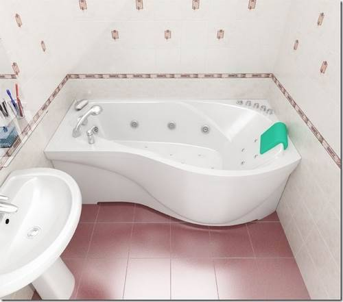 Как правильно выбрать акриловую ванну.