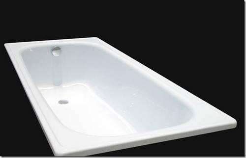 Как правильно установить стальную ванну.