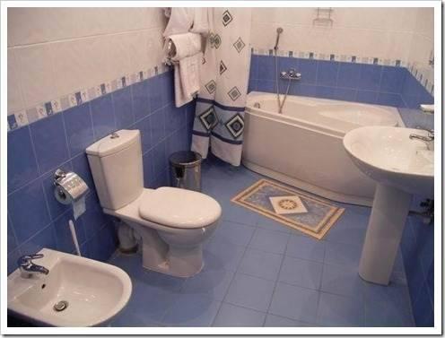 Этапы осуществления ремонтных работ туалета