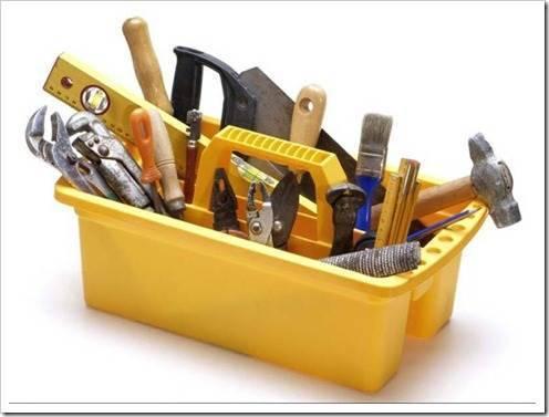 Что может понадобиться в ремонтных работах?