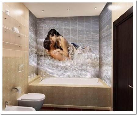 Разработка проекта развязки сантехники в ванной