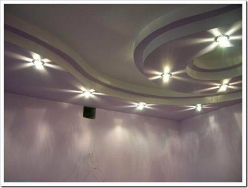 Другие методики отделки потолков в помещениях с повышенной влажностью