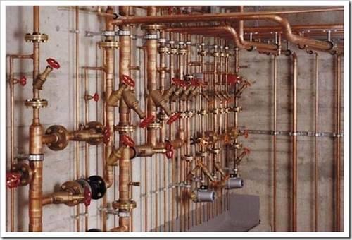 Критерии правильно функционирующей системы канализации