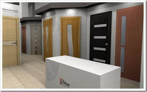 Дизайн двери: шпон, плёнки и ламинация