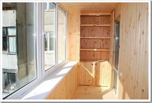 вот тут предлагают отделку балконов под ключ