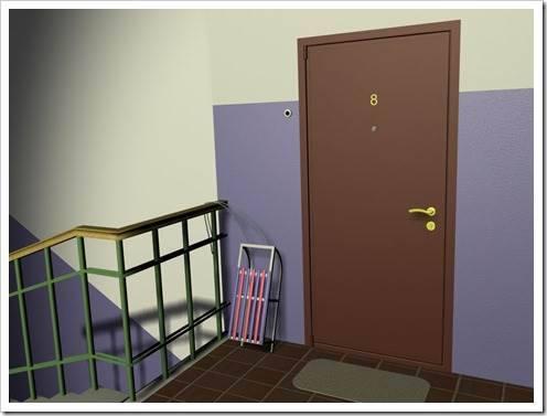 Закрытый или открытый профиль дверной коробки?