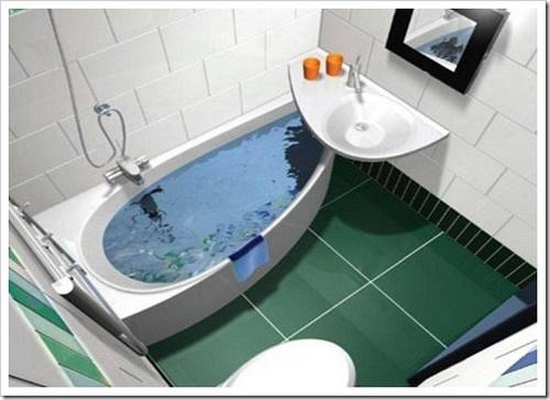 Нюансы, для обеспечения уюта в ванной комнате