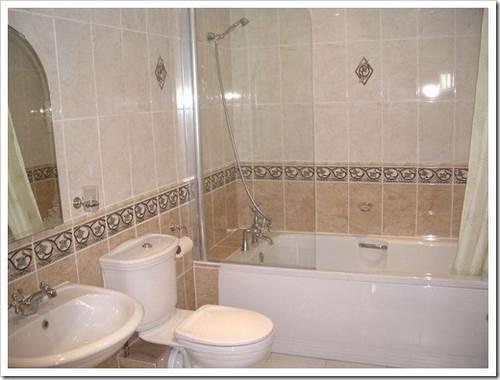 ремонт в ванной: