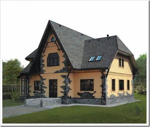 Что входит в услугу «строительство дома под ключ»?