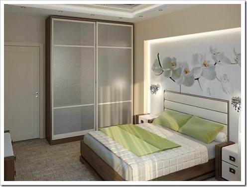Кровать – центр спальной комнаты