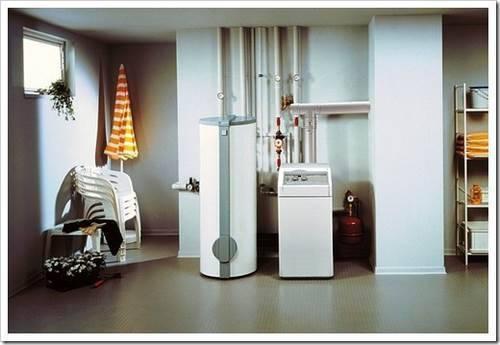 Метод нагрева воды и регулировка мощности