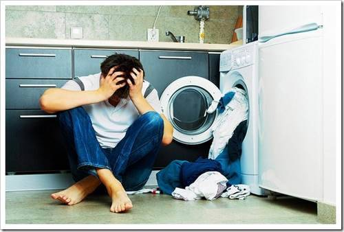 Ищем неисправность в конструктиве стиральной машины