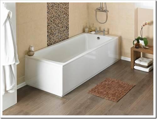 Акриловые ванны. Разнообразие выбора