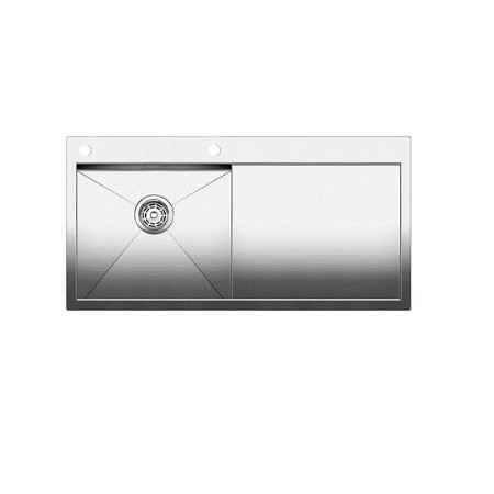Купить Blanco Zerox 514006 нержавеющая сталь левая