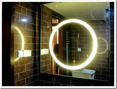 Использование современных осветительных приборов
