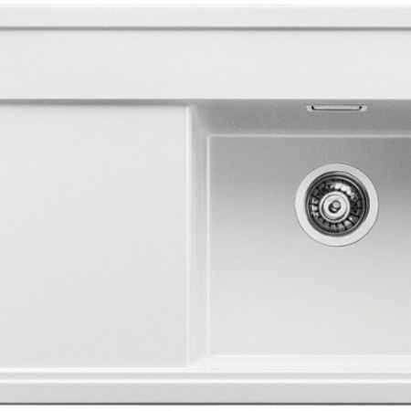 Купить Blanco Zenar 45S 519255 белый правая