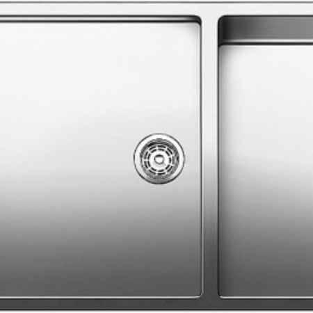 Купить Blanco Claron 517235 нержавеющая сталь полированная правая