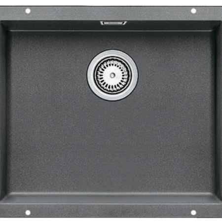 Купить Blanco Subline 500-F 519811 алюметаллик оборачиваемая