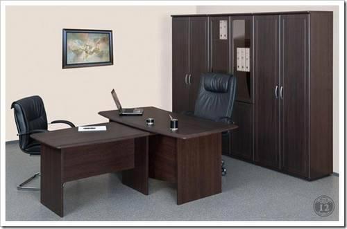 Европейская офисная мебель: лучшее не может быть дешёвым