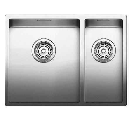 Купить Blanco Claron 517233 нержавеющая сталь полированная правая
