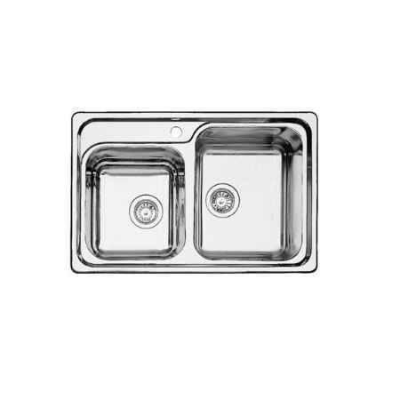Купить Blanco Classic 507543 нержавеющая сталь полированная оборачиваемая