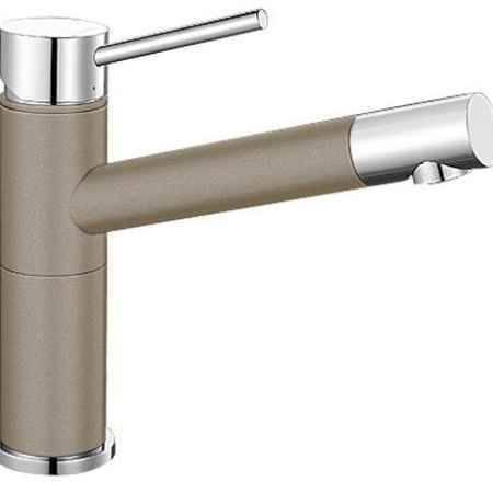 Купить Blanco Alta 517633 серый/бежевый/хром