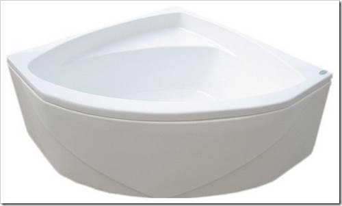Выбор ванны для квартиры: основные нюансы