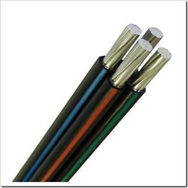 Выбор кабеля для ввода электричества в частный дом