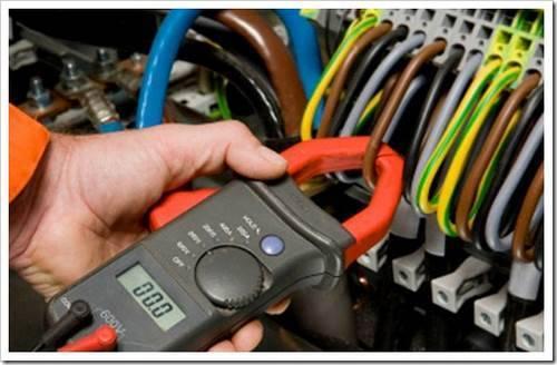 Подготовительная работа для монтажа электроснабжения