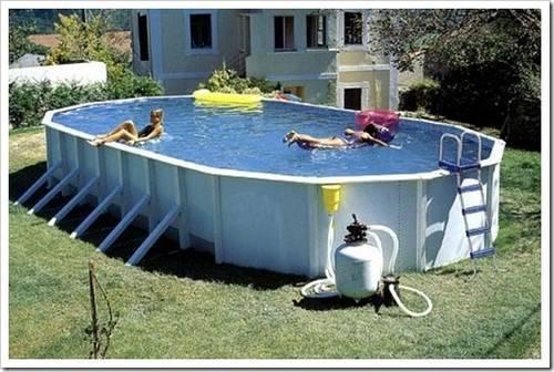 Почему очистка бассейна так необходима?