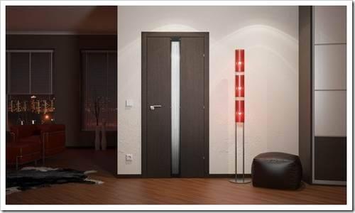 Материалы, из которых производится полотно двери
