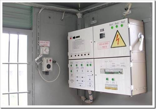 Монтаж электрических коммуникаций открытым способом и в ПВХ-коробах