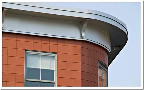 Фасадные вентилируемые системы