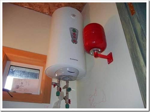 Выбор водонагревателя для эксплуатации на даче