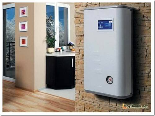 Установка и подключение водонагревателя на даче