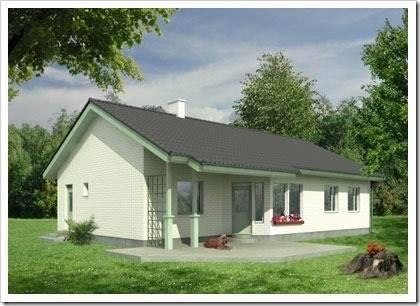 Немецкая технология возведения каркасных домов