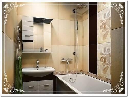 Материалы и фурнитура мебели для ванной