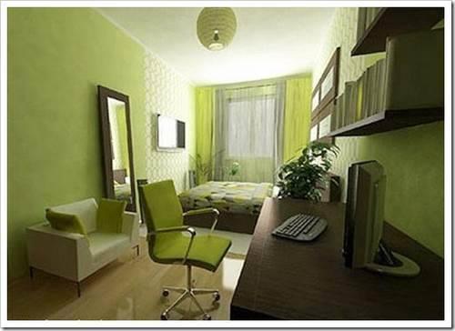 Ширина комнаты и возможные варианты её оснащения