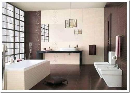 Какой оттенок плитки лучше всего использовать для отделки ванной комнаты?