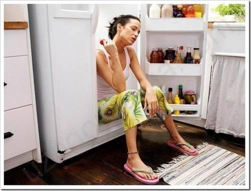 Установка холодильника: некоторые проблемы