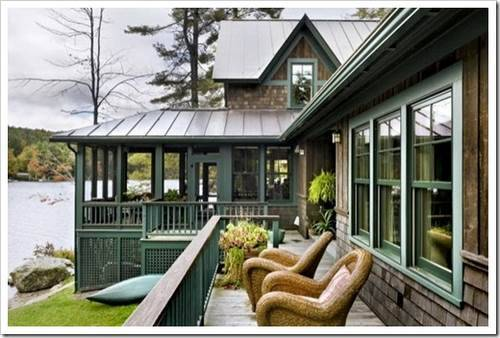 Критерии загородного жилья
