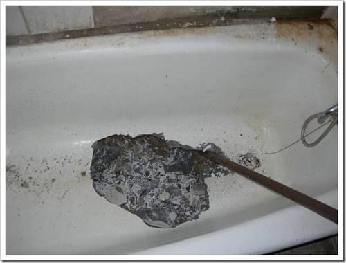 Альтернативный способ удаления старой ванны