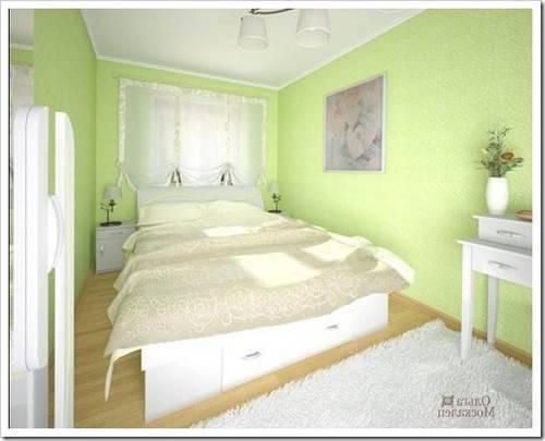 Мебель, используемая в обстановке миниатюрных спален