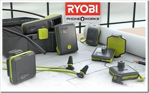 измерительных приборов от корпорации RYOBI