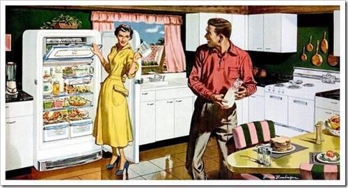 Использование кухонного гарнитура