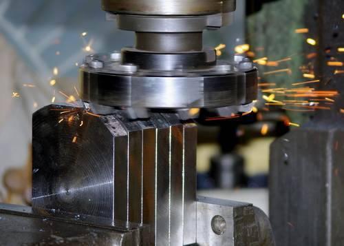 Как правильно фрезеровать металл