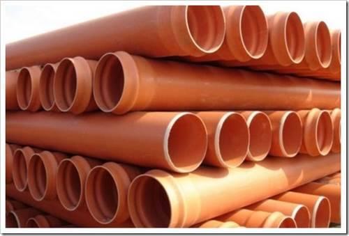 Изделия для внутренней и наружной канализации