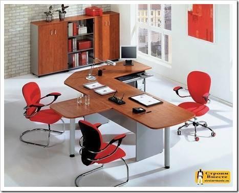 Мебельная обстановка, как стимулятор эффективной деятельности персонала