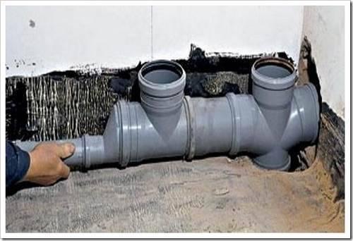 Почему следует использовать ПВХ-трубы для организации канализации?