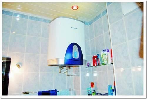 Газовые нагреватели воды